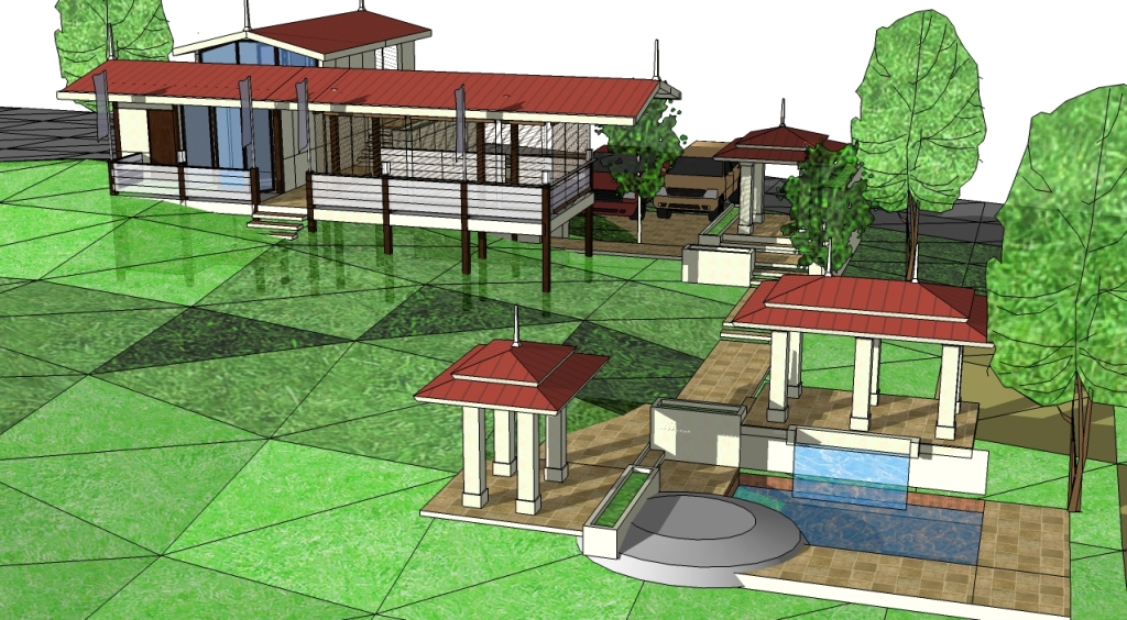 Don Salvador Benedicto Mini Resort Project Archian Designs Architects In Bacolod Iloilo