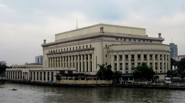 Filipino Architecture - Manila Post Office Building