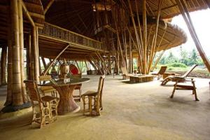 Green School Bamboo Architecture