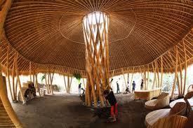 Green School Bamboo Architecture