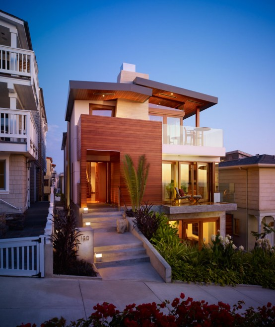 Enjoyable Modern Tropical House On A Small Lot With A Garden Archian Largest Home Design Picture Inspirations Pitcheantrous