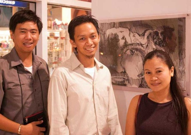 Bacolod Architect Ian Jay Bantilan with Arch Levi & Gazil