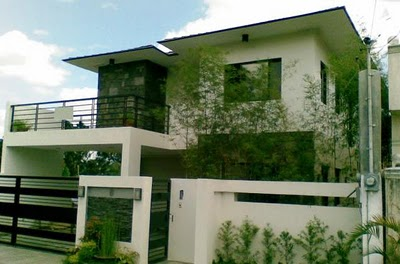 5 points to consider in building your home in bacolod for Modern house gate designs philippines