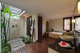 Livingroom Interior - Villa Kalimaya, Seminyak