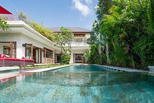 Pool and Villas - Villa Kalimaya III-Seminyak