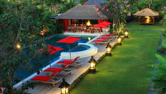 Villa Kalimaya, Bali - Entryway