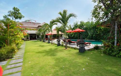 Villa Kalimaya, Bali - Gardens