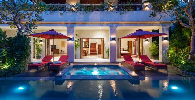 Villa2 of Kalimaya Villas, Bali