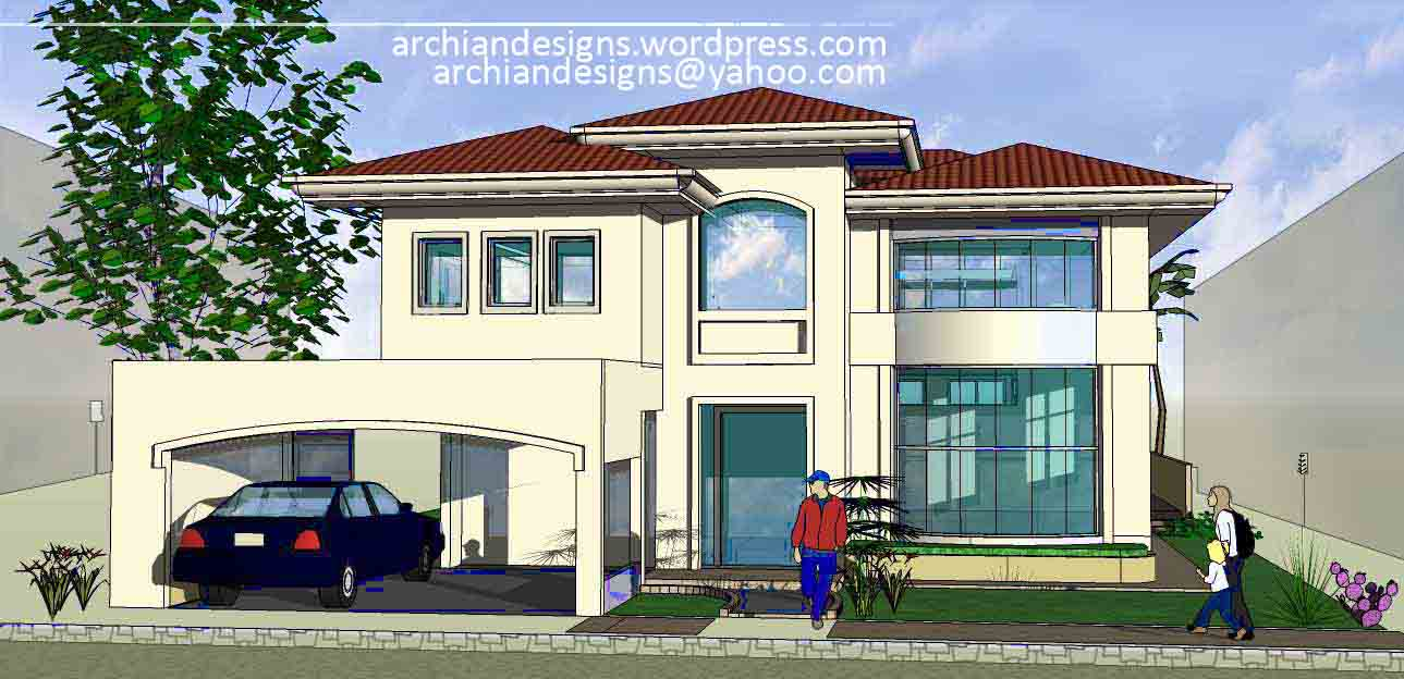 Home Design Engineer Style Bacolod House Design Greensville 2 Residence  Archian Designs .