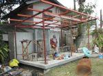 Bacolod Pavillion - Roof Construction