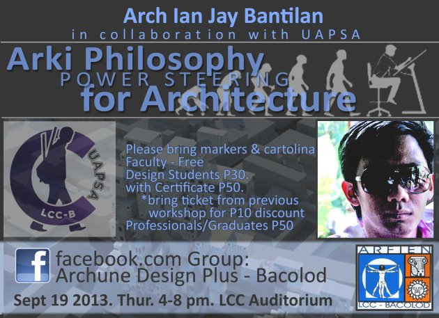 Architecture Philosophy, Philippines