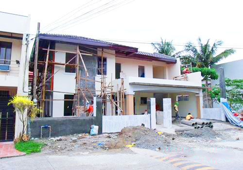 Beautiful Bacolod House Construction