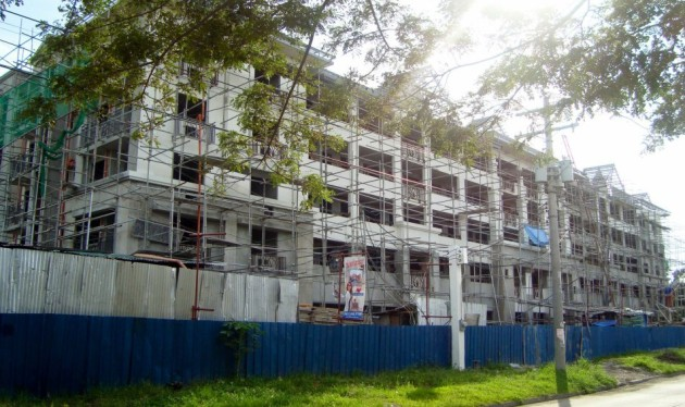 Iloilo Building Construction