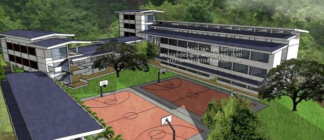 K+12 Pavia International High School, Iloilo City - Sports Facilities