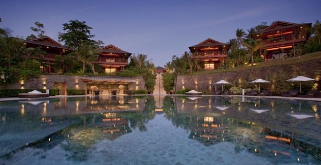 Asya Premier Suites Boracay - Filipino Architecture