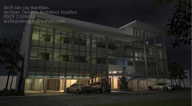 Jalandoni Apartments - Tropical Modern Residential Units, Jaro Iloilo