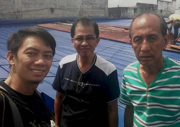 Roof and Plumbing Inspection - Construction Iloilo
