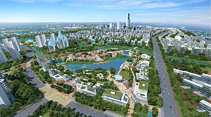 Green City Planning - Urban Design