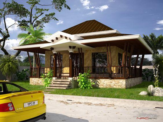 Pretentious Bahay Kubo