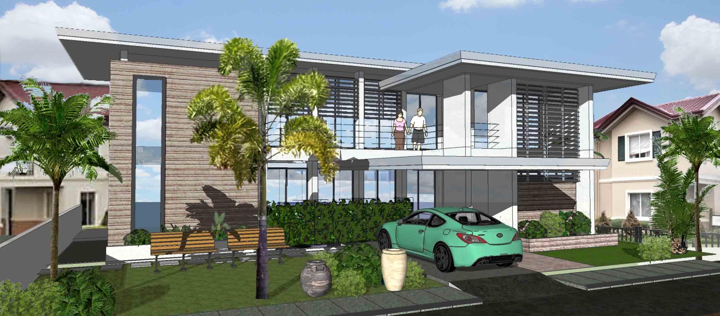 Hofileña Residence - Puerto Real House - Lapaz Iloilo City
