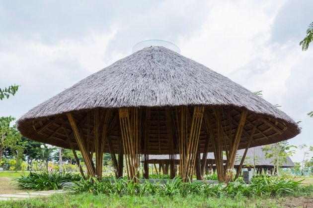 Vietnamese Architects reincarnation of the Kubo
