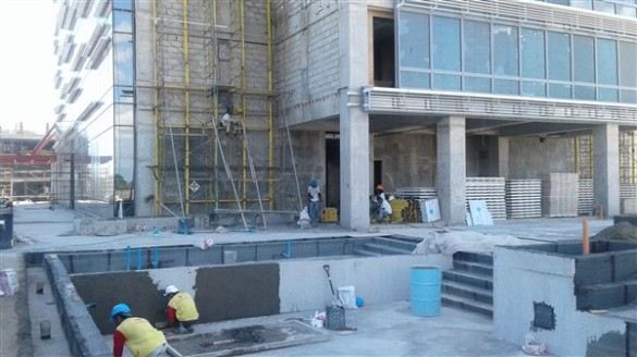 Building Glass Curtain Wall (4)