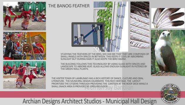 Lambunao Municipality Office Design Concept considering culture and History Philippines - Iloilo Province - Davao, Leyte, Samar, Cebu, Negros, Pampanga, Ilocos, Cagayan de Oro, Zamboanga