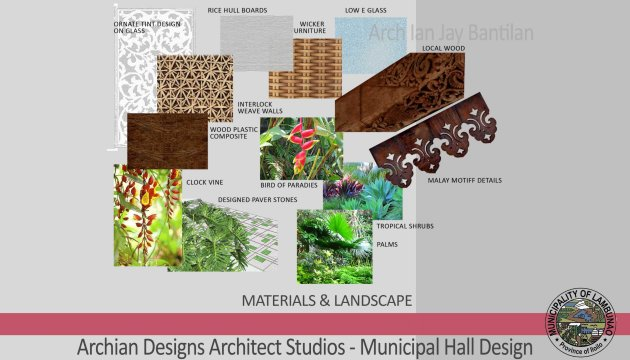Commercial Offices Selection of Materials for Green Building - Iloilo Province - Building Design - Davao, Leyte, Samar, Cebu, Negros, Pampanga, Ilocos, Cagayan de Oro, Zamboanga
