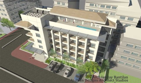 6 Storey Mandurriao Iloilo Condominium Construction Davao Manila Cebu Building Contractors
