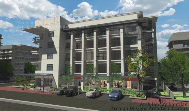 6 Storey Mandurriao Iloilo Condominium Construction Davao Manila Cebu Building Contractors